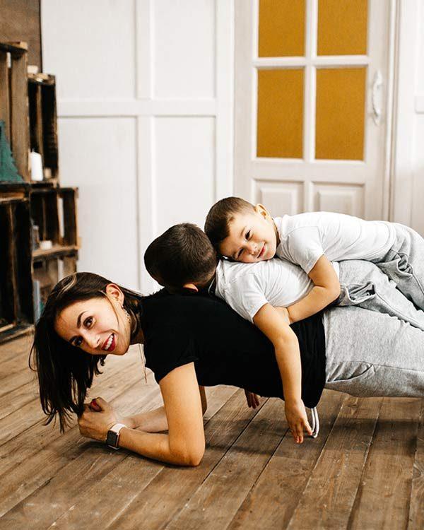5 sedute - Trattamenti di bellezza per mamme - Chez Toi